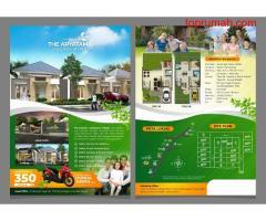 The Aryatama Village Mijen Semarang. Bonus Motor Vario CBS Tanpa Diundi