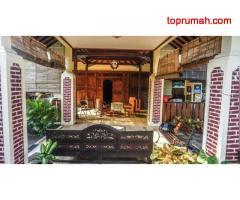 Dijual Cepat Rumah Tinggal + Guest House Puri Gedong Kuning