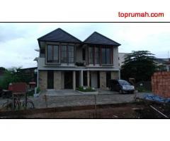 Rumah 2 lantai Rawamangun Jakarta Timur