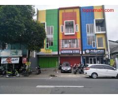 Ruko Sentra Niaga Jl. Kusumanegara Yogyakarta