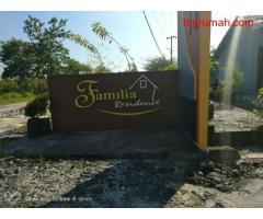 Jual rumah Di Familia Residence