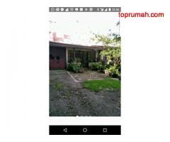Rumah tua, lokasi di Medan Baru - Medan