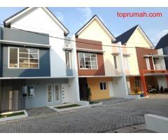 Townhouse Dilingkungan Nyaman dan Asri Bambu Apus Jakarta Timur