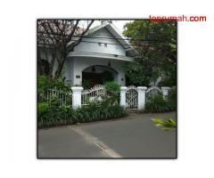 Rumah Murah Di Menteng - Jakarta Pusat