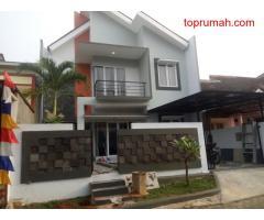Rumah baru 2 lt Nyaman di Pondok Cabe
