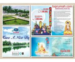 Free Perayaan CHAO DU 2018..Only at Taman Kenangan LESTARI Memorial Park