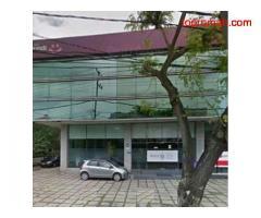 Jual gedung raya  jaksa agung Suprapto Surabaya