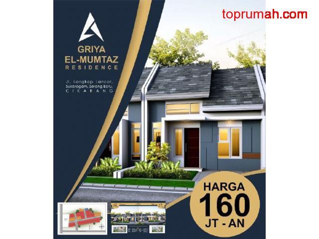 Rumah Termurah Hanya 1 9 Jutaan Bulan Flat Dijual Cibarusah