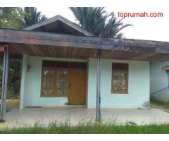 Rumah daerah Amuntai, HSU, Kalimantan Selatan (Nego)