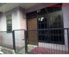 Rumah murah lokasi 30meter dekat jalan besar