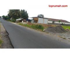 Cocok untuk usaha dan kost tanah tepi jalan Tamantirto Kasihan Bantul