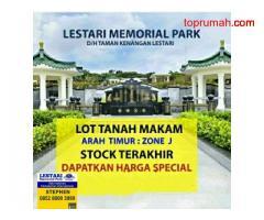Modern Minimalis Design (Zona J) Rumah Masa Depan Taman Kenangan Lestari Memorial Park Karawang
