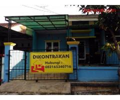 Rumah Disewakan Villa Nusa Indah 5