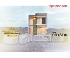 rumah di jual di sidoarjo type crystal