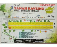 TANAH KAVLING Kota TUMPANG Malang