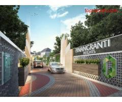 Rumah 2 Lantai harga santai ,bebas banjir dan lokasi strategis di dekat Halim