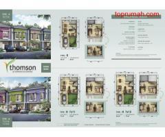Rumah Cluster Thomson Summarecon Serpong