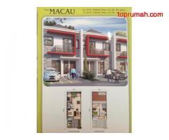 Dijual Rumah Green Lake City - Cluster Asia Type Macau 6x15m,