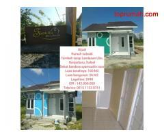Familia residence rumah subsidi