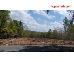 Tanah siap bangun dekat bandara baru Jogja