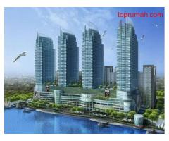 Condominium 3BR kosong Greenbay Pluit all in