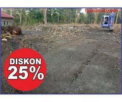 Investasi Kapling Jalur Wates-Jogja, KORTING 25%, 63 Lokasi Kapling