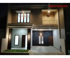Rumah minimalis baru Jagakarsa