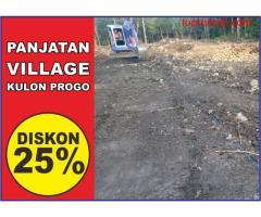 Kapling Utara Jalan Wates, POTONG HARGA 25%, 63 Alternatif Lokasi