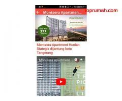 Monsera Apartment Bagus di Tangerang