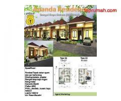 Ananda Residence type 36 SERDAM