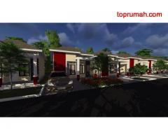 Rumah type 50 Jl. Suka Mulia Danau Sentarum