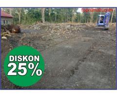 Tanah Terbaik Panjatan Village, KORTING 25%
