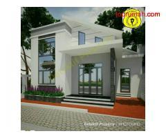 Rumah Mewah type 100 Jl. Perdana Pontianak