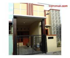 Dijual Rumah Murah Bangunan Baru Minimalis di Grand PUP