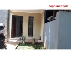 Dijual Rumah murah lokasi strategis di Jatiasih Bekasi