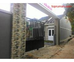 Dijual Rumah Baru Dekat Bandara Halim PK TMII (-+20 menit)
