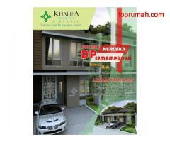 Dijual Rumah Minimalis akses 1 km dari exit tol sistem syariah tanpa bank