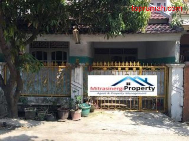 Dijual Rumah di Sektor V Grand PUP Bekasi Lokasi Bagus