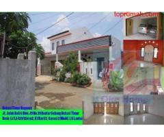 Dijual Rumah Strategis Rumah Tingkat 1 1.5 Lantai di Bekasi Timur Regency