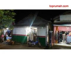 Dijual Rumah di Parung Bogor Jawa Barat cocok untuk usaha