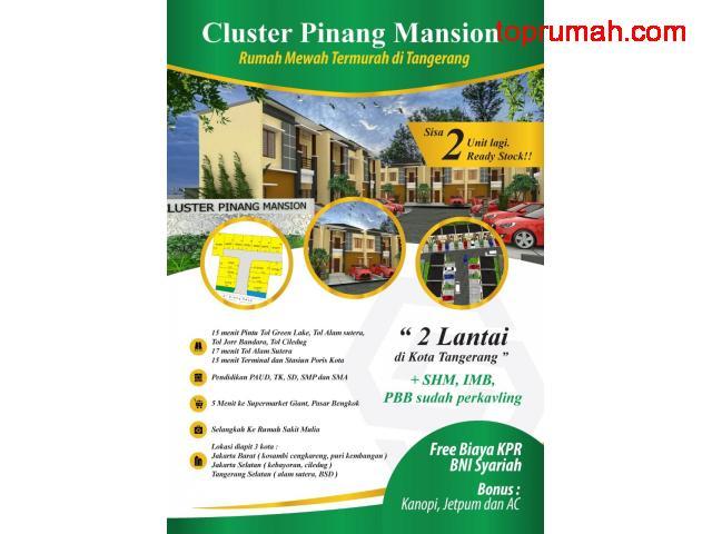 Dijual rumah mewah 2 lantai termurah di Ciledug Tangerang ...