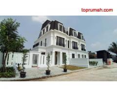 Twon house fasilitas istimewa strategis di Kemang Jaksel