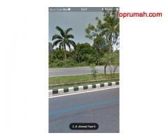 Tanah Dijual Tepi Jalan Utama Jendral Ahmad Yani 2. Kubu Raya