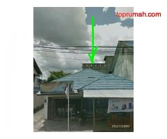 Tanah dan Ruko Dijual Lt =2676m² Global.Tepi jalan PangLima Aim/Tanjung Raya 2