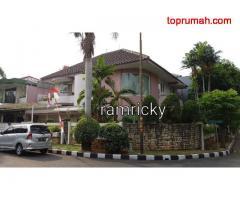 Rumah Hoek Siap Huni dalam kompleks Permata Buana Kembangan Akses Puri Indah Jak Bar