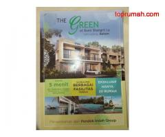 """Town House """"The Green"""" at Bumi Shangril La Sekupang - Batam"""