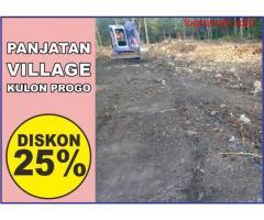 Kapling Selatan Jalan Wates, DISKON 25%