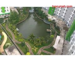 Disewa unit studio Green Lake View Apartment Ciputat