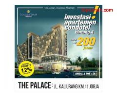 Luxury Apartment & Condotel, The Palace Jogja