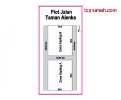 Potong Harga 25% di Taman Alenka, Tersedia 63 pilihan lokasi